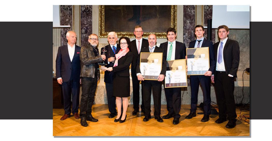 Druckerei Bulu erhält Golden Pixel Award