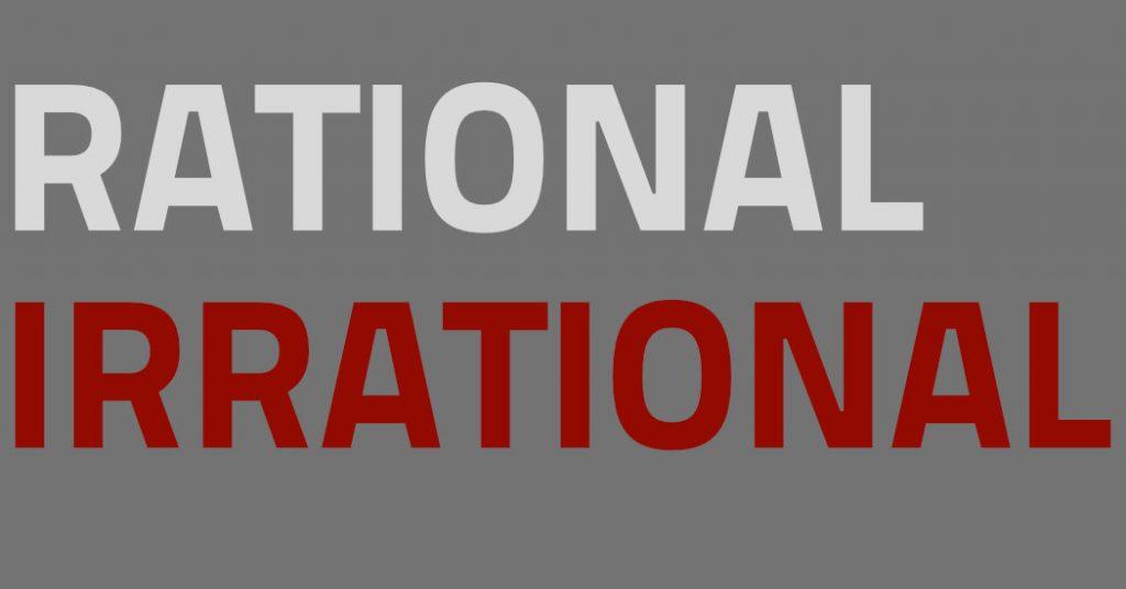 Rational irrational