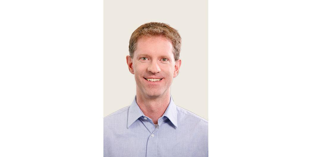 Dr. Patrick Hehn einer der führenden Duftwirkungsforschern in Deutschland.