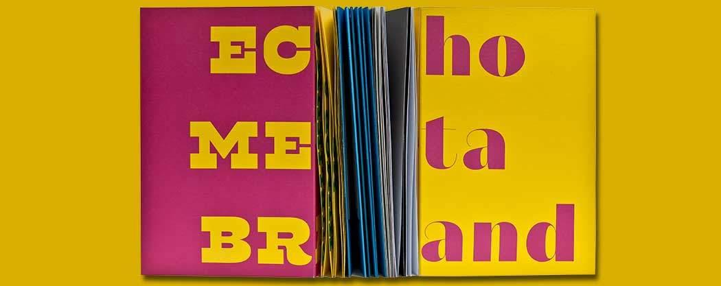 Inhalt Kunstkatalog gedruckt bei Oeding Print in Braunschweig