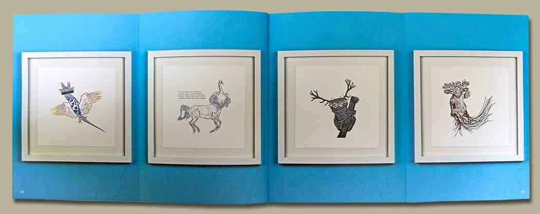 Hochwertiger Kunstkatalog bei Oeding-Print gedruckt