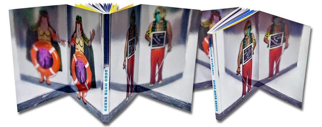 Hochwertig gedruckter Kunstkatalog gedruckt bei Oeding-Print