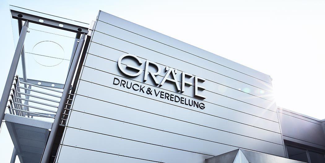 Gebäude GRÄFE-Druck, Bielefeld