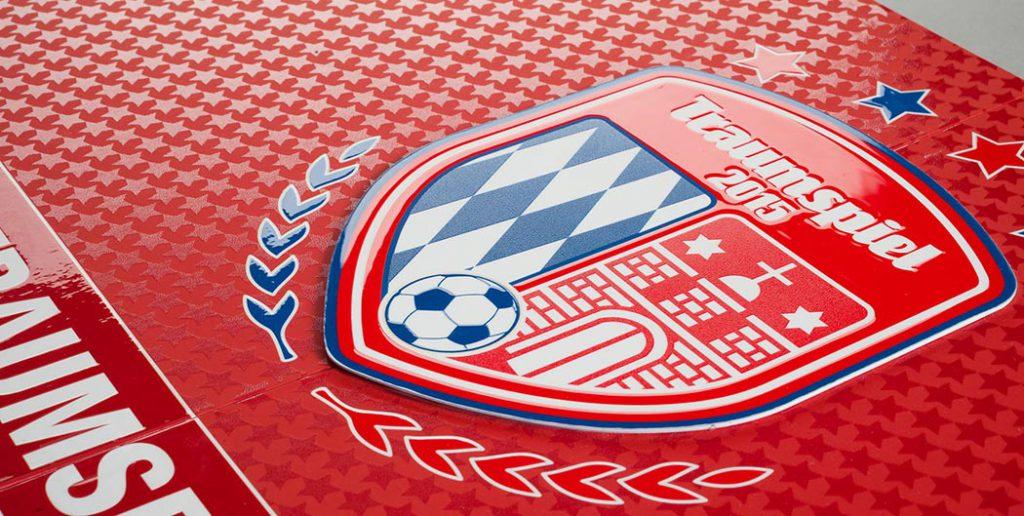 Traumspielbox für den FC Bayern München