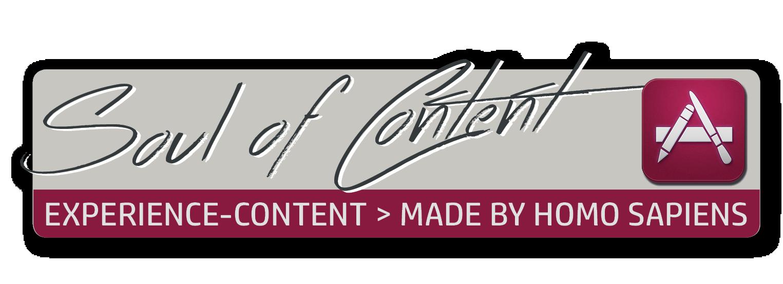 Logo soulofcontent.de
