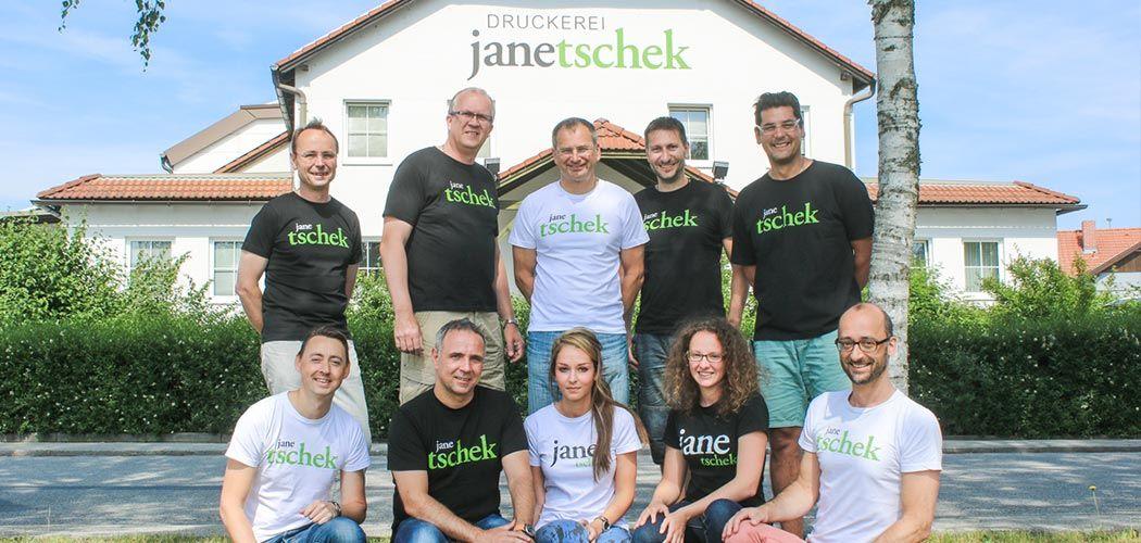 Umweltteam Druckerei Janetschek.