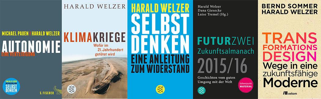 Bücher von Prof. Dr. Harald Welzer