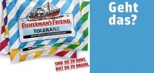Fishermen's Friend Toleranz-Marke