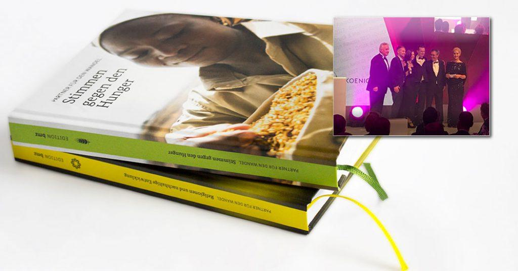 Druckhaus Berlin Mitte gewinnt Umwelt-Award