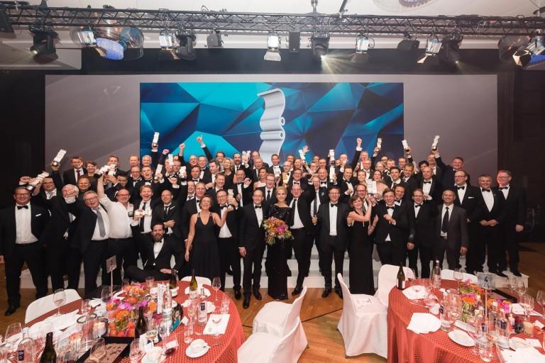 Gewinner Druck&Medien Awards 2017