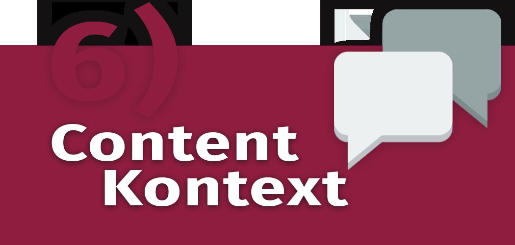 Schriftzug: Kernbotschaft im Contentmarketing