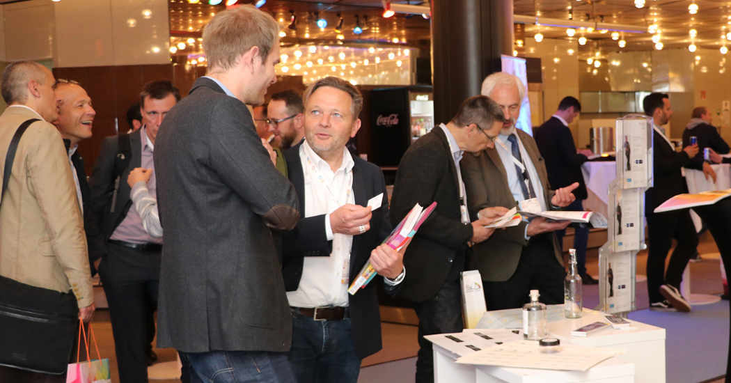 Networking Print und Media Convention