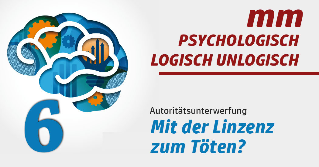 Psychologie im Marketing, Neuromarketing, Zeichnung und Text