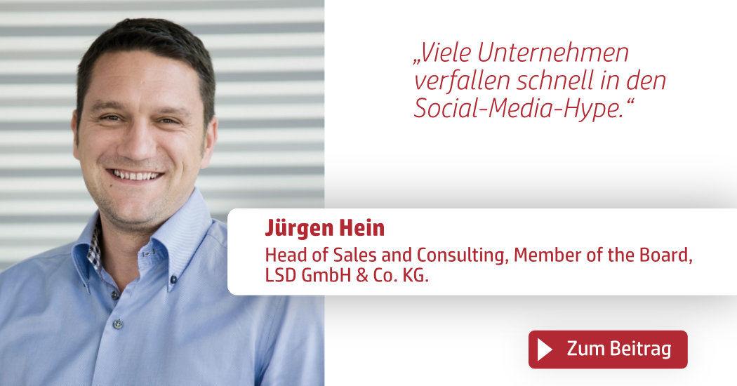 Print & Digital Convention, Juergen Hein