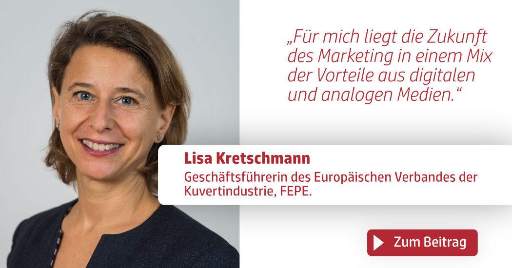 Print & Digital Convention, Lisa Kretschmann
