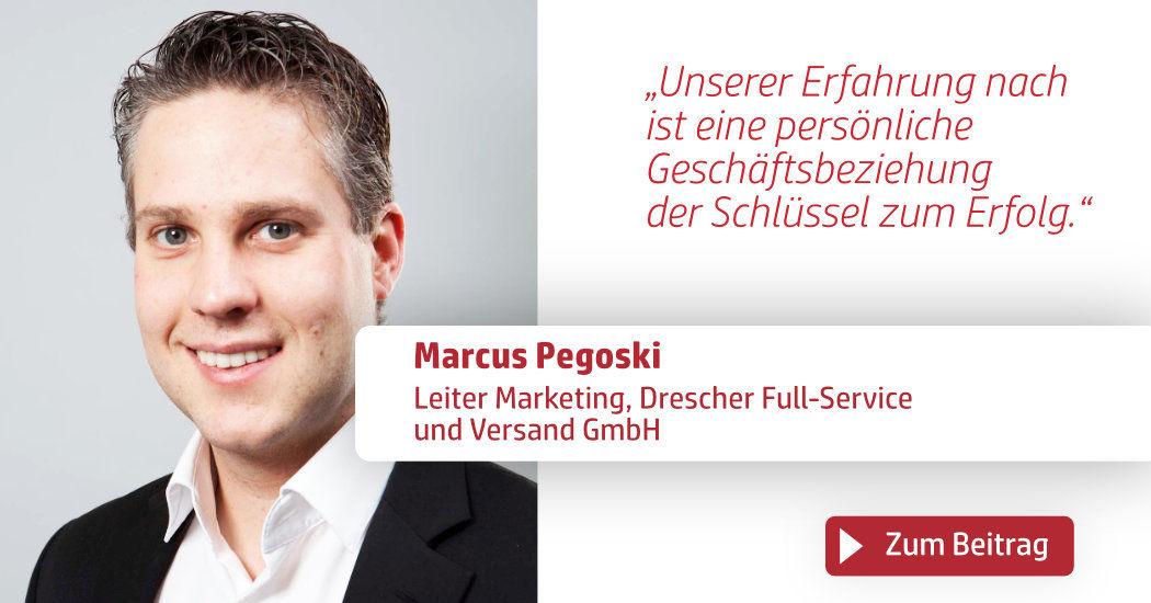 Print & Digital Convention, Marcus Pegoski