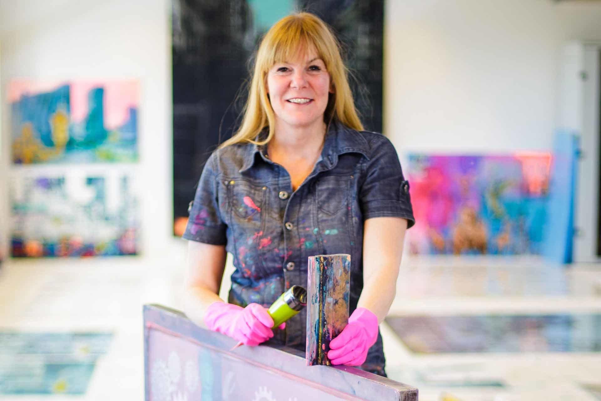 Sandra Rauch, Künstlerin