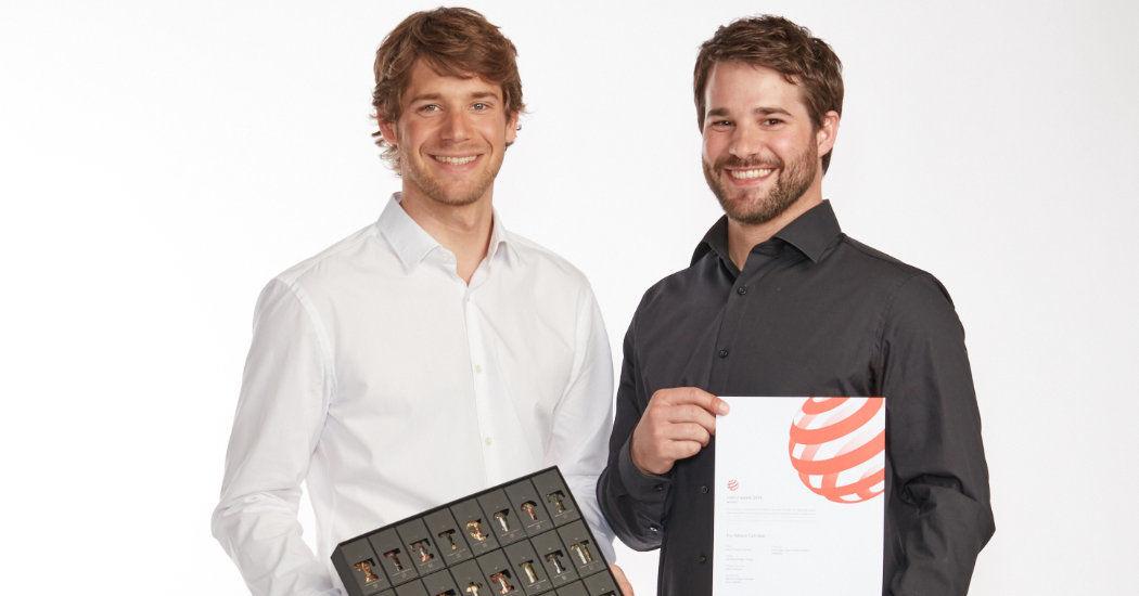 Xaver und Josef Egger