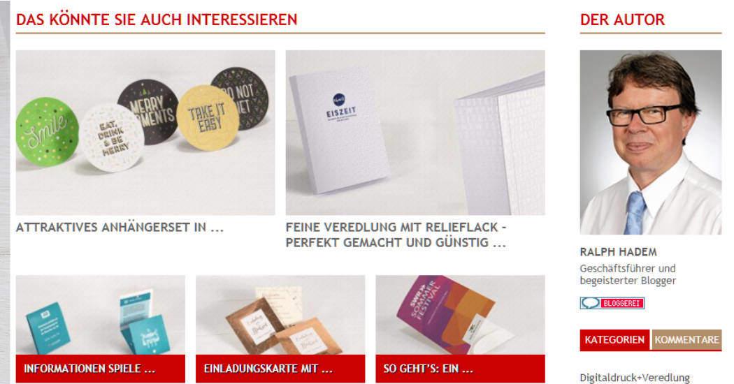 Blog printweb.de