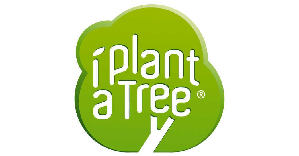 i plant a tree logo