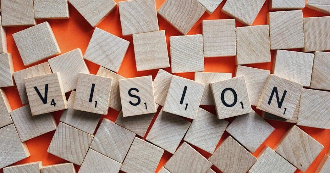 Vision, Bausteine