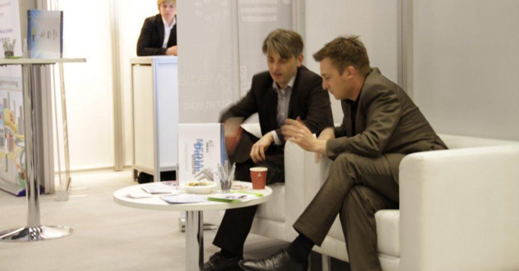 Messe-Sonderfläche Print & Media Innovation