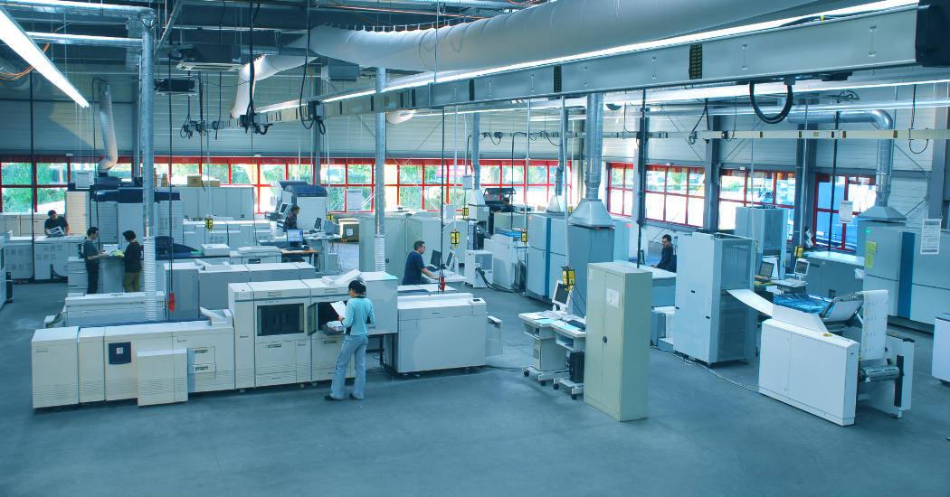 Digitaldruck Druckerei Drescher