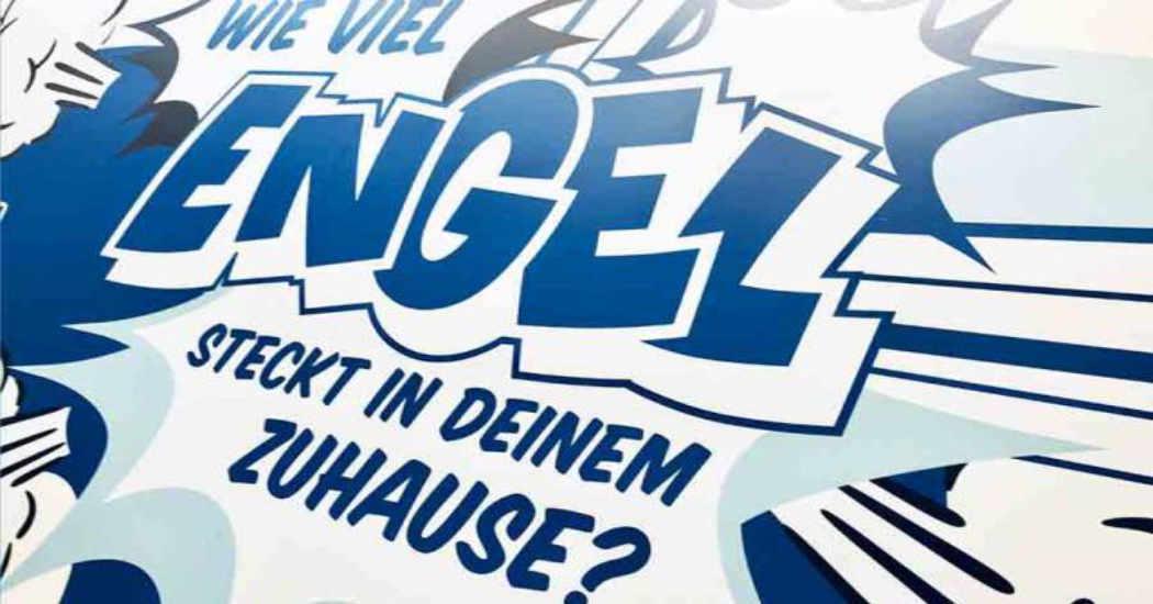 Blauer Engel Comic