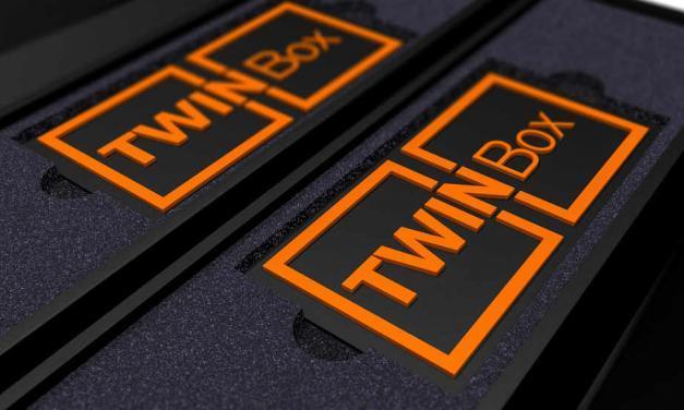 Einfach zweifach: Innovative Zwillingsbox von Achilles