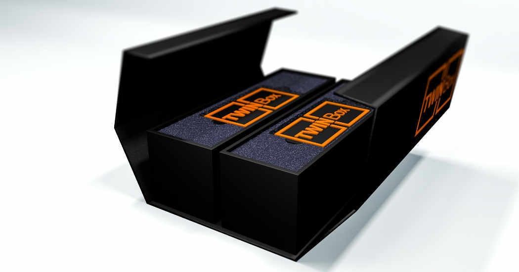 Twinbox, Magnetbox Achilles-Gruppe