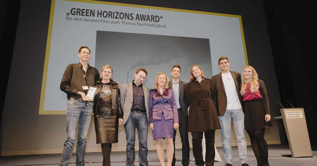 Green Horizons Anward, Dark Eden