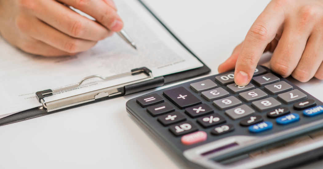 ROMI-Berechnung, Taschenrechner