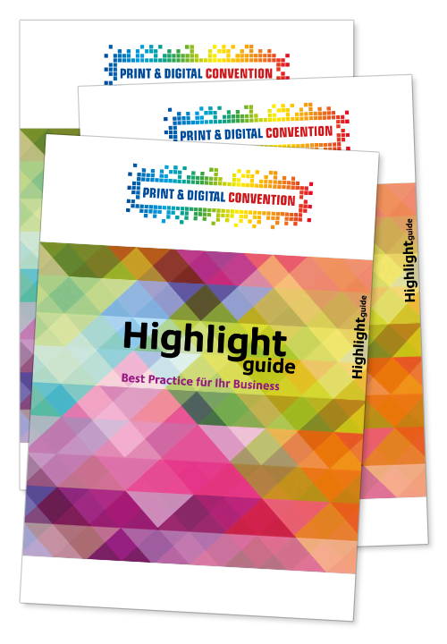Print&DigitalConvention, Hightlightguide