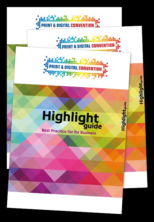 Print&DigitalConvention, Hightlightguide
