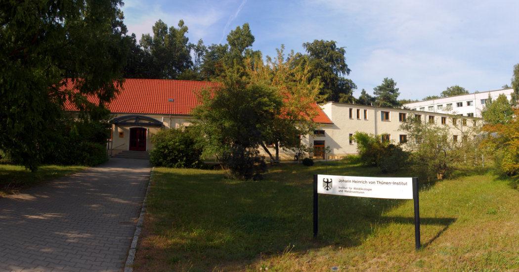 Gebäude Thünen-Institut
