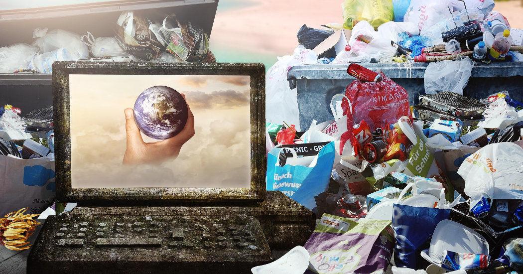 Klimakiller: Digitale Medien versus Print