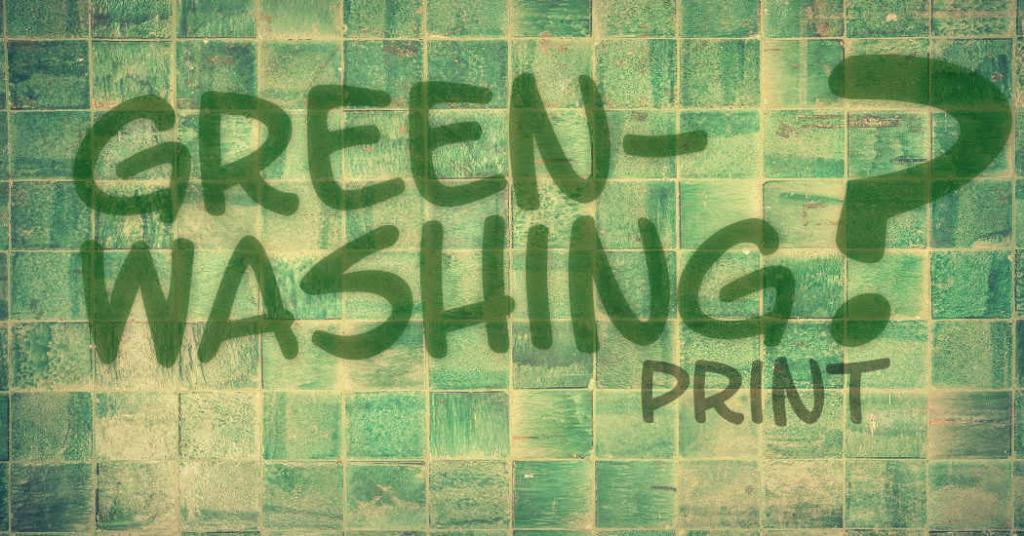 Grün ist nicht gleich Grün!