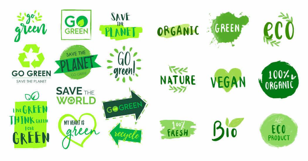 Falsche Umweltlabels