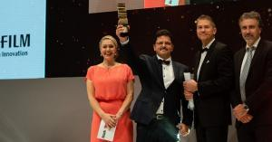 Gold-Award für Medienexperte Rüdiger Maaß (f:mp.)
