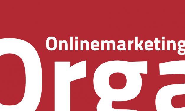 Onlinemarketing organisch und modular organisieren