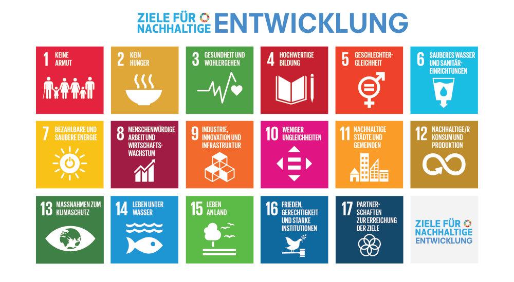 17 Goals: 193 Länder, 17 Ziele, eine Welt!