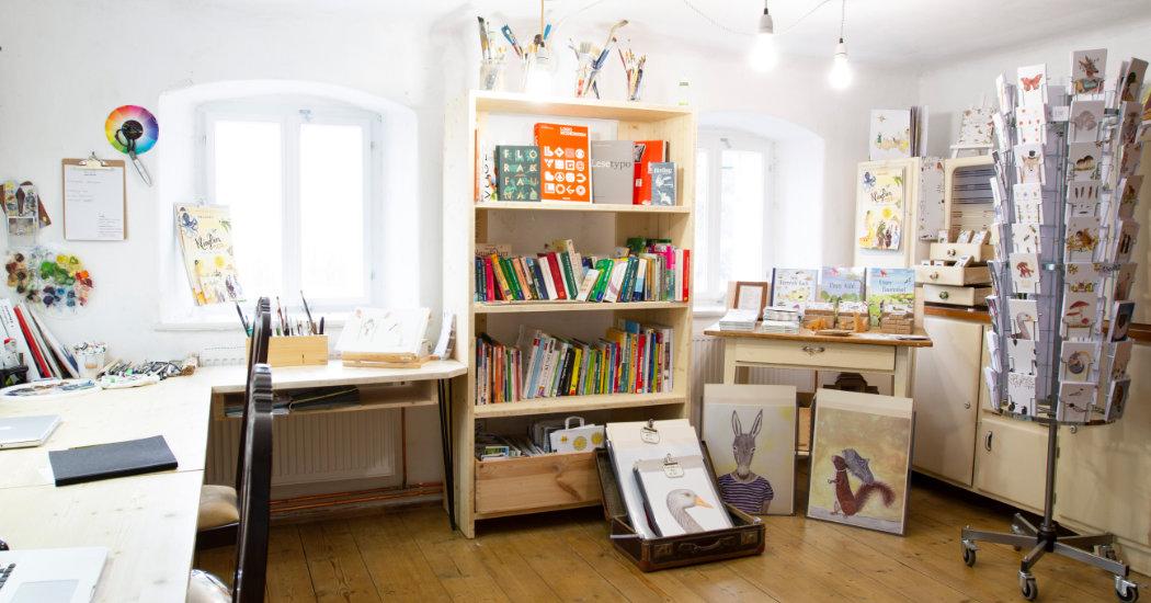 Atelier Brigitte Baldrian