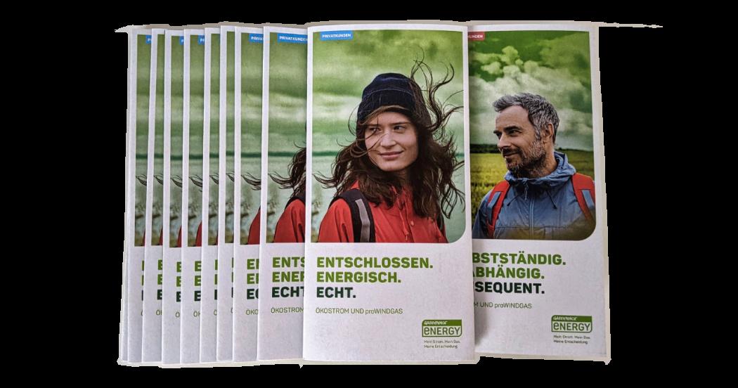 Prospekt Greenpeace Energy