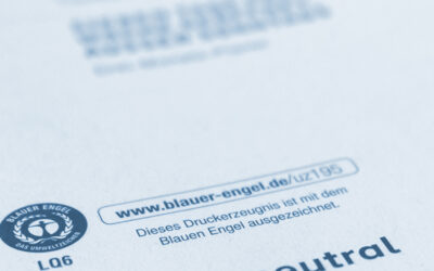 Kampagne Subventionspaket Blauer Engel