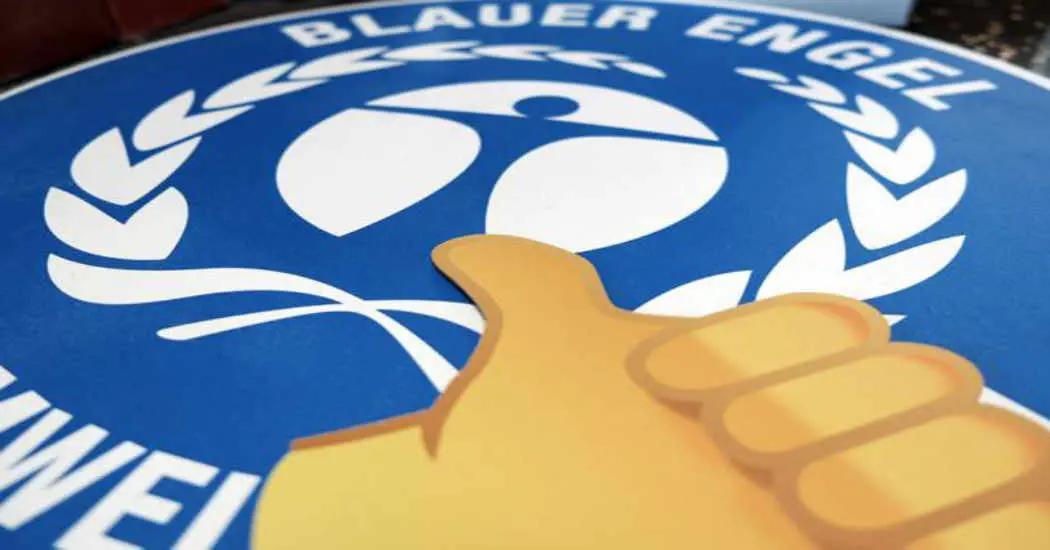 Der Blaue Engel UZ-195 – das wichtigste Umweltlabel der Druckbranche