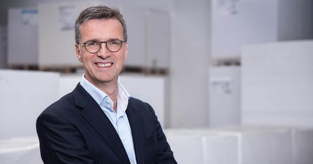 Martin Lemcke, Druckerei Langebartels