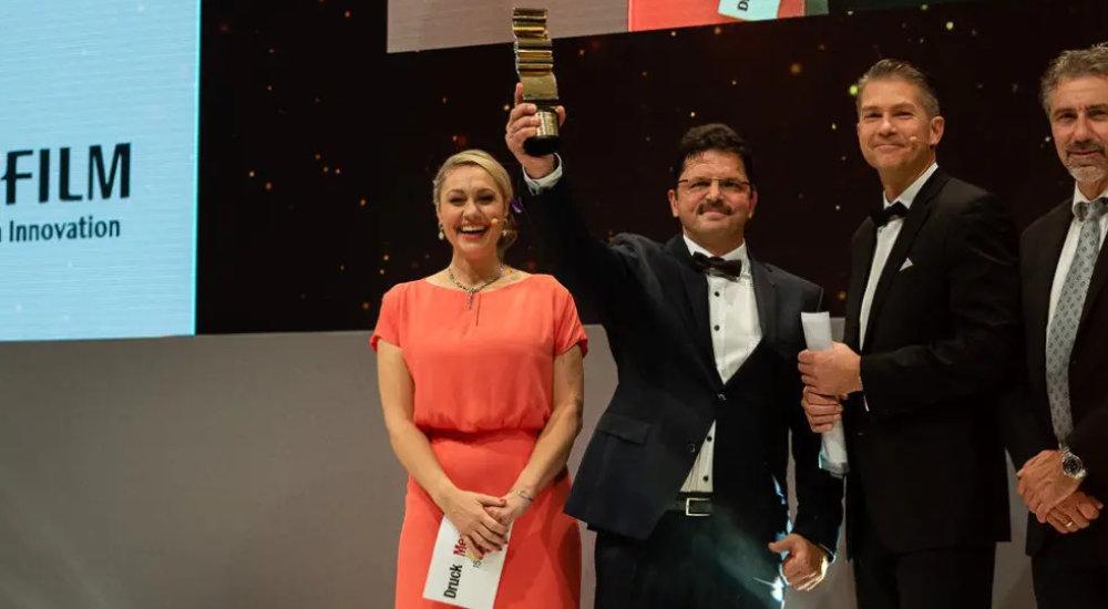 Rüdiger Maaß gewinnt Auszeichnung