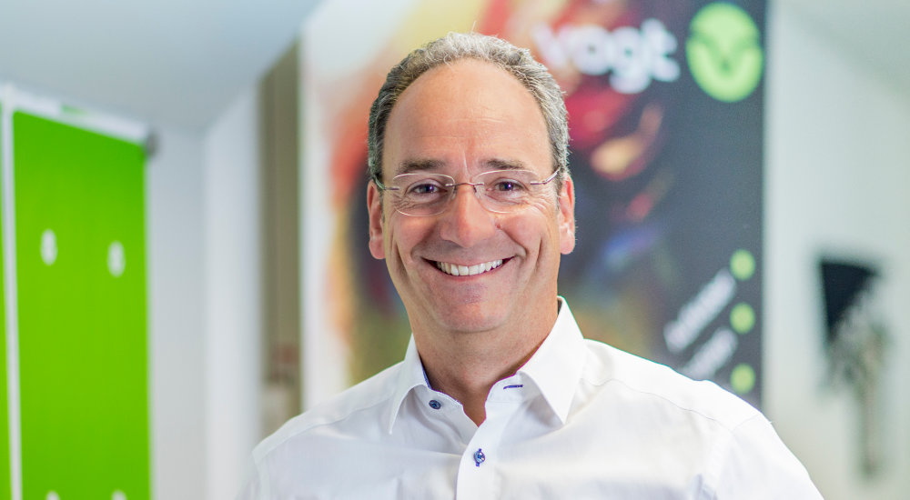 Holger Vogt, Vogt Spezialdruck GmbH